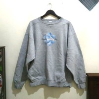 Sweater Nike vintage 90s Made in USA