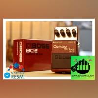 EFEK GITAR BOSS BC-2 Combo Drive