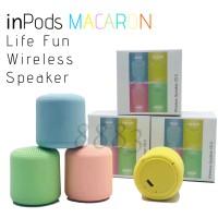 Speaker Bluetooth TWS inPods LittleFun Macaron Speaker Mini Big Sound