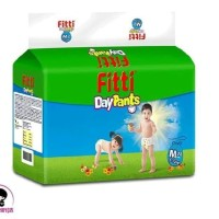 Fitti Day Pants M28 - Diapers Popok - day night m28+4