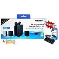 DOBE MULTIFUNCTIONAL STORAGE STAND KIT for PS4 Slim / Ps Pro / X One S