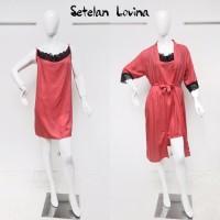 Setelan Lovina by Daster Fifi