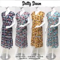 Daster Dotty Daun by Daster Fifi