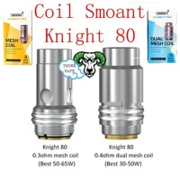 Coil Smoant Knight 80 | Coil Knight Authentic