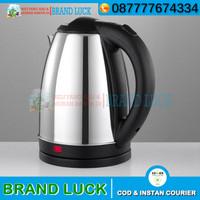 Teko Listrik Stainless Idealife - 1.8 Liter - IL 110 elektrik kettle