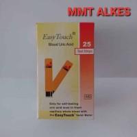 Strip Asam Urat Easy Touch / Uric Acid