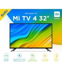 "New Xiaomi Mi TV 4 32 inch Android LED Smart TV 32"" (penerus seri 4A)"