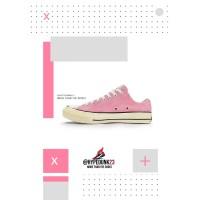 Sepatu Ventela 70s Low Cut Pink (Merah Muda) - 39