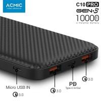 ACMIC Powerbank C10 PRO 10000 mAh Qualcomm 3.0 Power Bank