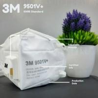 MASKER 3M N95 ORIGINAL ANTI VIRUS