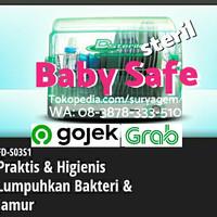 Panasonic Steril Baby Dot Alat Makan Sterilisasi Virus Kuman Asli,Baru