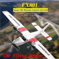 FX801 Airplane Cessna Pesawat 182 2.4GHz 2CH Rc Kapal Terbang aircraft