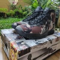 Air Jordan 10 Retro Desert Camo Woodland Size US 10 Original