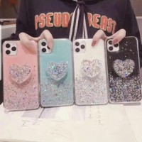 softcase casing Case motif gliter free pop love Samsung a10s