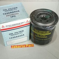 Oil oli filter oil triton 2.500 kb4t turbo pajero sport