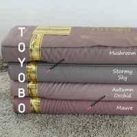Bahan kain Toyobo Premium