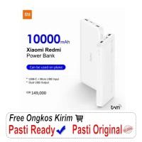 POWERBANK XIAOMI REDMI 10000 mAh ORIGINAL TAM