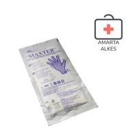 Sarung Tangan Steril MAXTER Gloves ISI 1 pasang Size 8