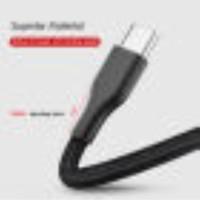 JOYSEUS KABEL DATA 2A USB TYPE C 1M BLACK