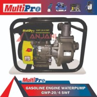 MULTIPRO GWP-20/4SWF MESIN POMPA AIR IRIGASI WATERPUMP BENSIN GWP20