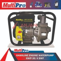 MULTIPRO GWP-30/4SWF MESIN POMPA AIR IRIGASI WATERPUMP BENSIN GWP30