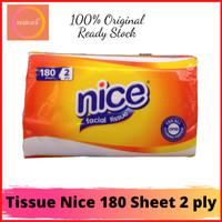 Tissue Nice 180 Sheet 2 Ply - Tisu Nice Serba Guna - Nice 180