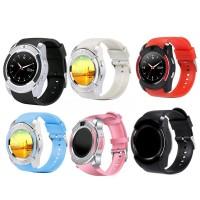V8 Smart Watch&SIM Phone&Bluetooth Camera&GPS For Samsung iphone iOS