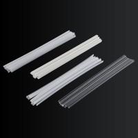50pcs Plastic Welding Rods ABS/PP/PVC/PE Welding
