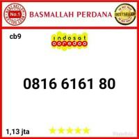 Nomor Cantik IM3 10 digit seri ABAB 6161 0816 61 61 80 bc09