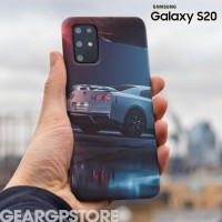 Casing HP Samsung Galaxy A6m2 Zero With Nissan Gtr C Ck S20 S10 S9 S7