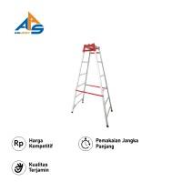 Tangga Aluminium Caltex Kuat Merk CJ 2.5M - Arlindo Store