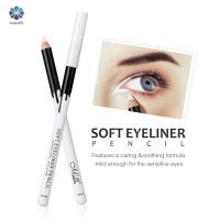 Pensil Eyeliner Warna Putih Tahan Air Untuk Makeup
