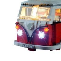 Kit Lampu untuk Lego 10220 VW Camper Van