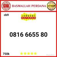 Nomor Cantik IM3 10 digit triple 666 aabb 6655 08166655 80 bc09