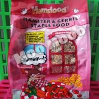 Hamsfood Hamster Food 1Kg suku cadang