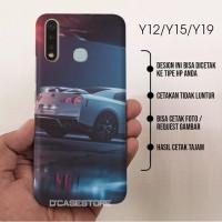 Casing HP Vivo A6m2 Zero With Nissan Gtr C Ck Y19 Y12 Y17 Y15 Y93