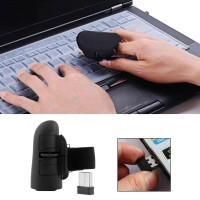 kualitas tinggi baru 2.4GHz Wireless USB Finger Rings Optical Mouse
