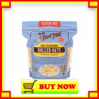 OW953 Bob s red mill Gluten Free Old fashion Rolled Oat 907gram