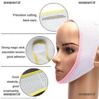 Slim Lift Up Face Mask Chins Cheek Neck Slimming V-Fit Lifting Belt