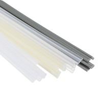 24PCS PP/ABS/PE/PVC Material Plastic Welding Rod