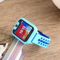 S6 Smart Watch Anak 1.54 Inch Layar Sentuh LED Digital Display