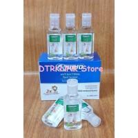 Nuvo 50ml Anti Bacterial Hand Sanitizer Spring Nature (Hijau)