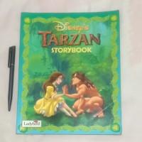 Cerita Bergambar Impor Tarzan Story Book