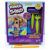 Spin Master Kinetic Sand Beach Day Fun Sand PlaySet