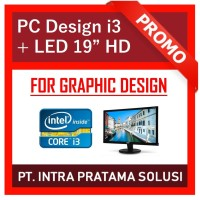PC Office / Design - i3 2120 + RAM 8GB + SSD 120GB + Gt730 2GB + LED