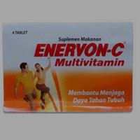 Enervon C Multivitamin per strip (isi 4 tab)