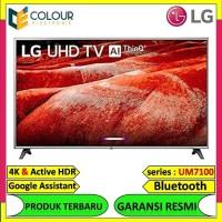 LED LG 55 INCH 55UM7100PTA UHD 4K SMART TV THINK AI
