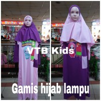 Kaos Muslimah Anak,kaos Anak, Kaos Muslim,Baju Muslim,Kaos Perempuan 6