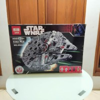 Lego Brick Lepin 05033 star wars millenium falcon UCS