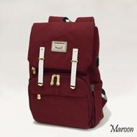 Premium Diaper backpack bag dokoclub ori adventure series Multifungsi